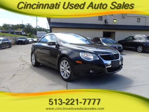 2009 Volkswagen Eos for sale at Cincinnati Used Auto Sales in Cincinnati OH