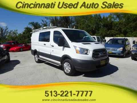 2015 Ford Transit Cargo for sale at Cincinnati Used Auto Sales in Cincinnati OH