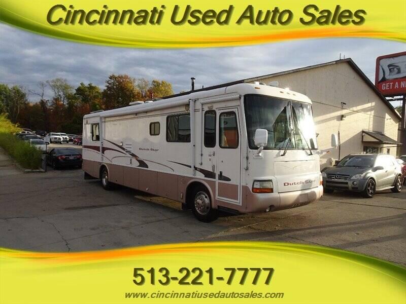 2001 Freightliner XC Chassis for sale at Cincinnati Used Auto Sales in Cincinnati OH