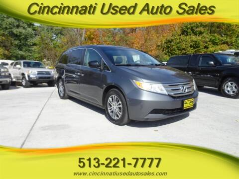 2011 Honda Odyssey for sale at Cincinnati Used Auto Sales in Cincinnati OH