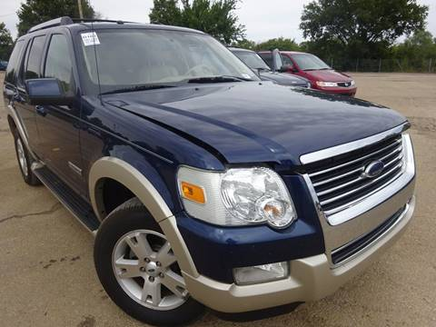 2007 Ford Explorer for sale in Topeka, KS