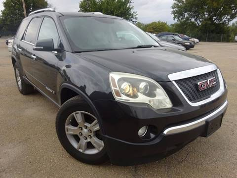 2007 GMC Acadia for sale in Topeka, KS