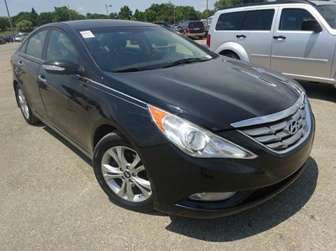 2011 Hyundai Sonata for sale in Topeka, KS