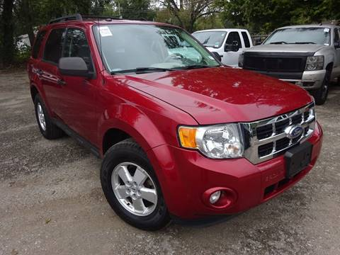 2012 Ford Escape for sale in Topeka, KS