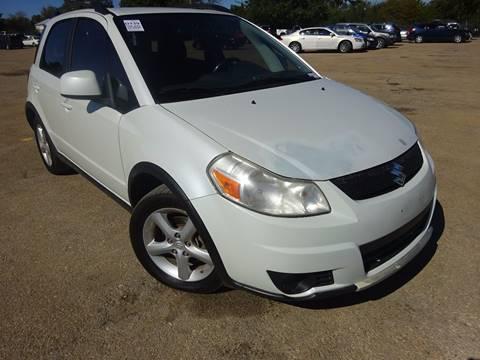 2007 Suzuki SX4 Crossover for sale in Topeka, KS