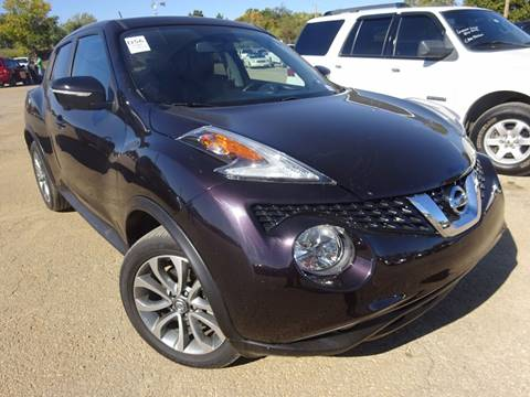 2015 Nissan JUKE for sale in Topeka, KS