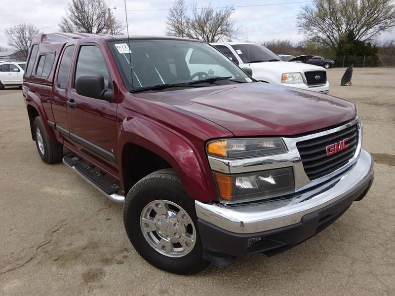 2007 gmc canyon sle 4dr extended cab 4wd sb in topeka ks dons carz 2007 gmc canyon sle 4dr extended cab 4wd sb topeka ks publicscrutiny Image collections