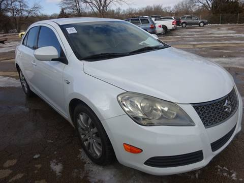 2013 Suzuki Kizashi for sale in Topeka, KS