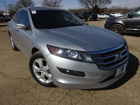 2012 Honda Crosstour for sale in Topeka, KS
