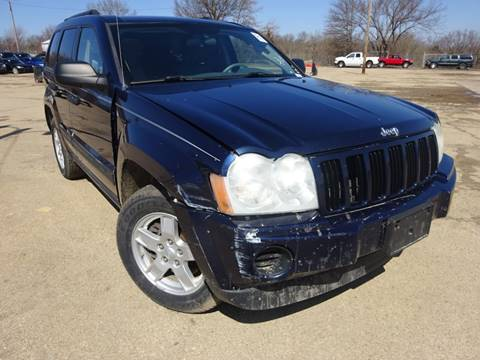 2005 Jeep Grand Cherokee for sale in Topeka, KS