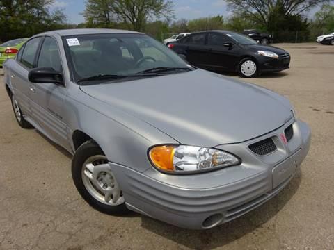 2000 Pontiac Grand Am for sale in Topeka, KS