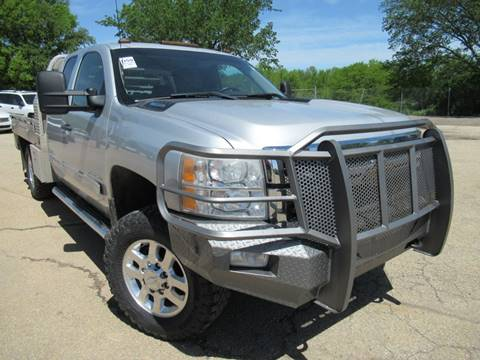 2011 Chevrolet Silverado 2500HD for sale in Topeka, KS