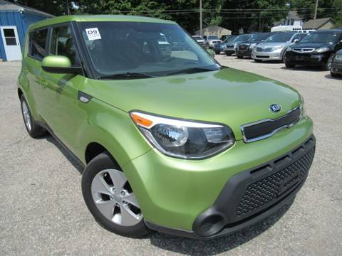 2014 Kia Soul for sale in Topeka, KS