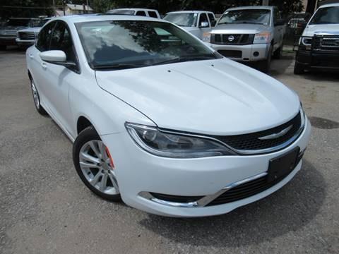 2016 Chrysler 200 for sale in Topeka, KS