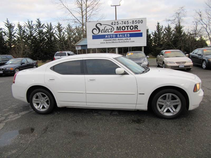 2007 Dodge Charger For Sale >> 2007 Dodge Charger Rt Select Motor Auto Sales