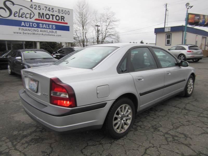 1999 volvo s80 4dr t6 turbo sedan in lynnwood wa select for 1999 volvo s80 window regulator