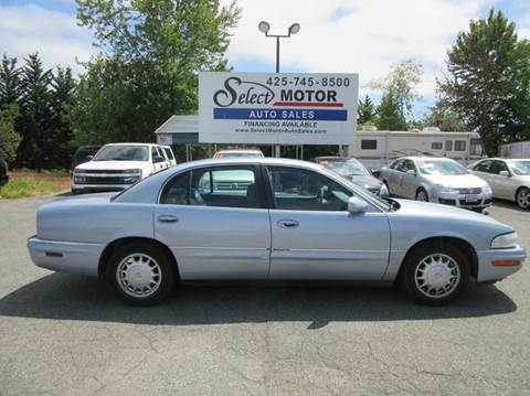 1997 Buick Park Avenue for sale in Lynnwood, WA