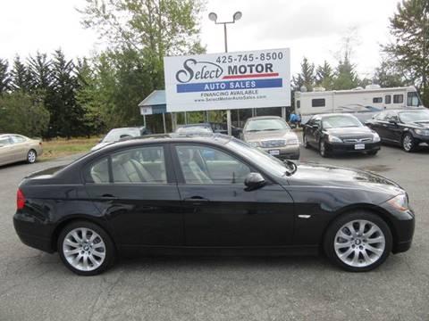 2007 BMW 3 Series for sale in Lynnwood, WA