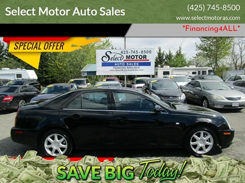 2006 Cadillac STS for sale at Select Motor Auto Sales in Lynnwood WA