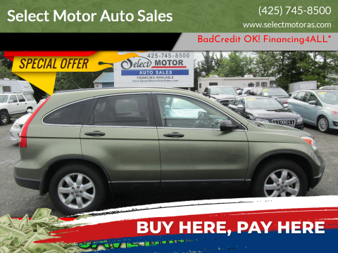 2009 Honda CR-V for sale at Select Motor Auto Sales in Lynnwood WA