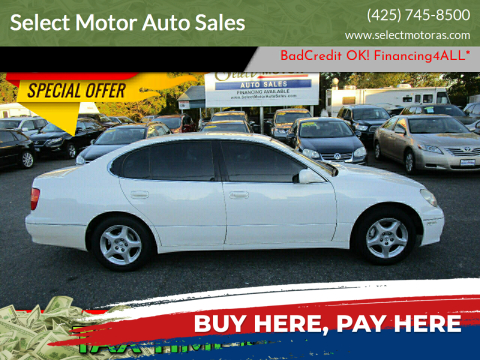 1998 Lexus GS 300 for sale at Select Motor Auto Sales in Lynnwood WA