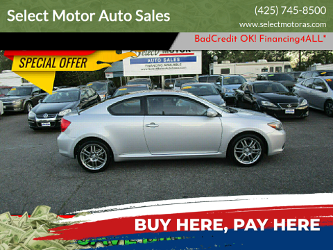 2005 Scion tC for sale at Select Motor Auto Sales in Lynnwood WA