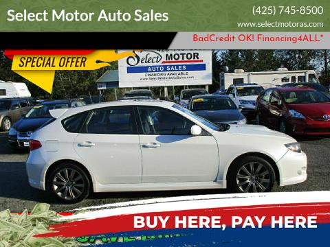 2009 Subaru Impreza for sale at Select Motor Auto Sales in Lynnwood WA