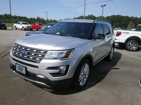 2016 Ford Explorer for sale in Keysville VA