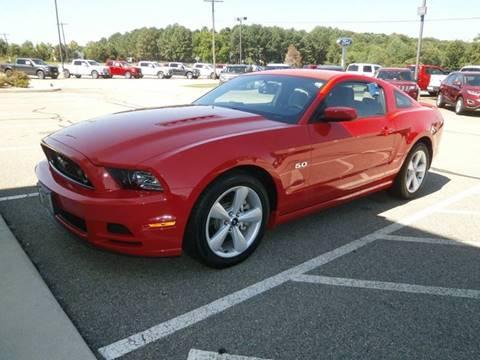 2014 Ford Mustang for sale in Keysville VA