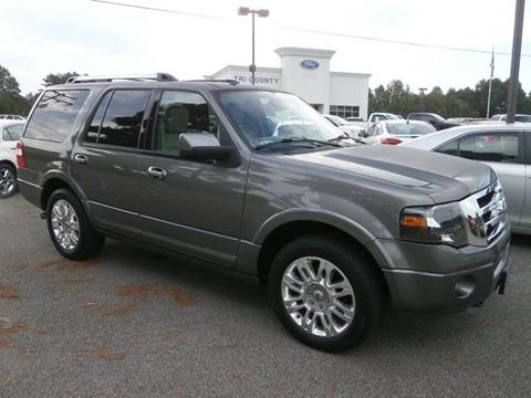 2012 Ford Expedition for sale in Keysville, VA