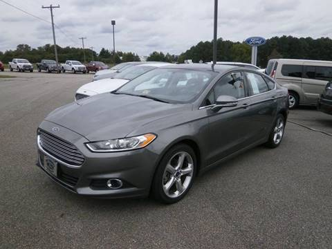 2014 Ford Fusion for sale in Keysville, VA