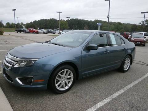 2012 Ford Fusion for sale in Keysville, VA