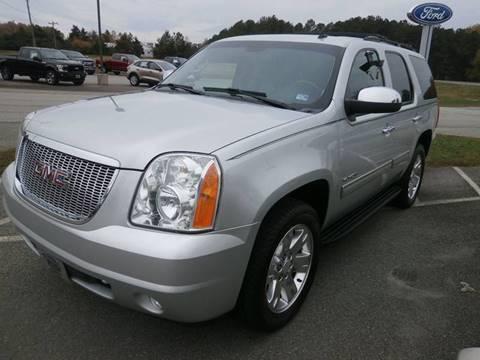 2013 GMC Yukon for sale in Keysville, VA