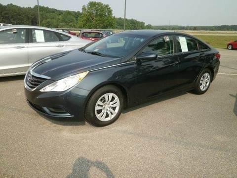 2011 Hyundai Sonata for sale in Keysville, VA