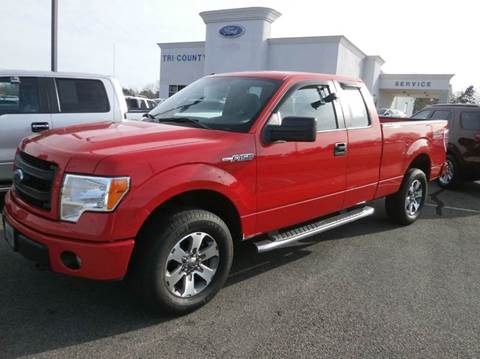 2014 Ford F-150 for sale in Keysville VA