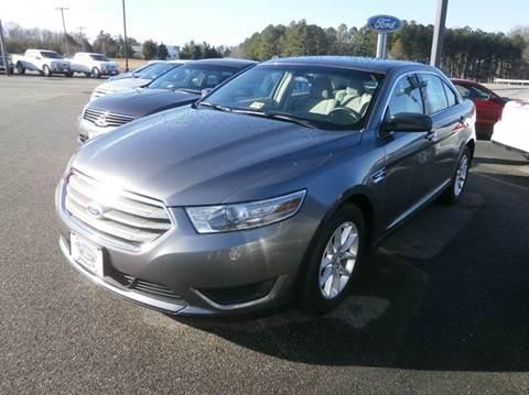 2014 Ford Taurus for sale in Keysville VA