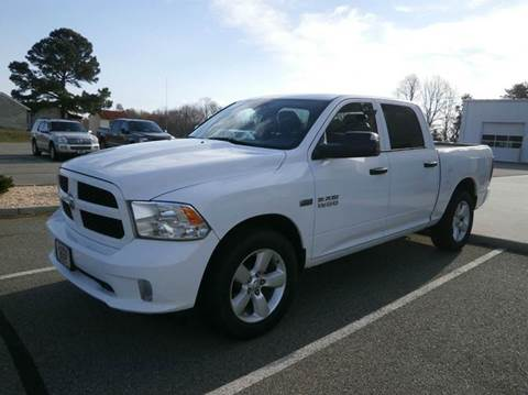 2014 RAM Ram Pickup 1500 for sale in Keysville, VA