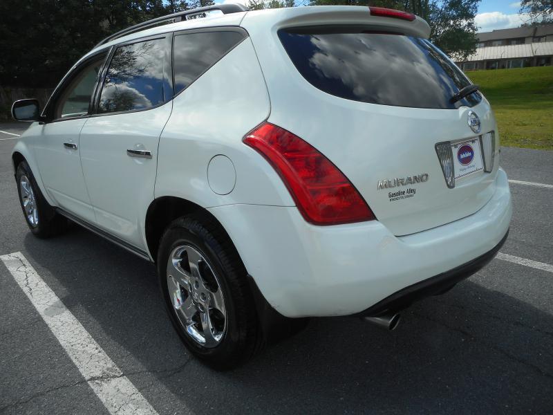 2005 Nissan Murano for sale at Gasoline Alley Auto Sales in Winchester VA