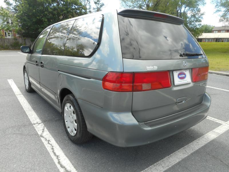 2001 Honda Odyssey for sale at Gasoline Alley Auto Sales in Winchester VA