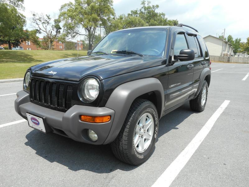 2003 Jeep Liberty for sale at Gasoline Alley Auto Sales in Winchester VA