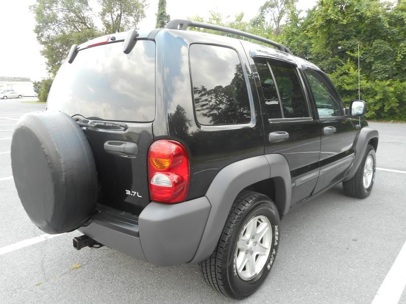 2003 Jeep Liberty for sale at Gasoline Alley Auto Sales in Winchester VA