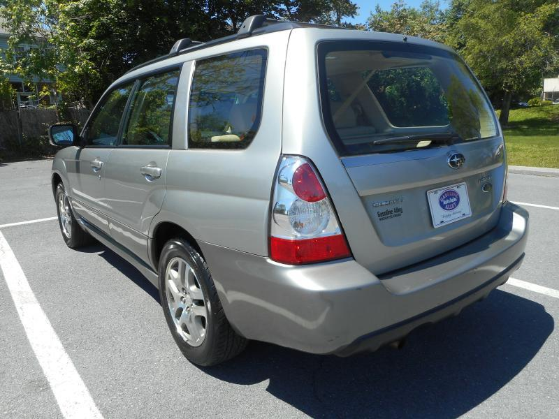 2006 Subaru Forester for sale at Gasoline Alley Auto Sales in Winchester VA