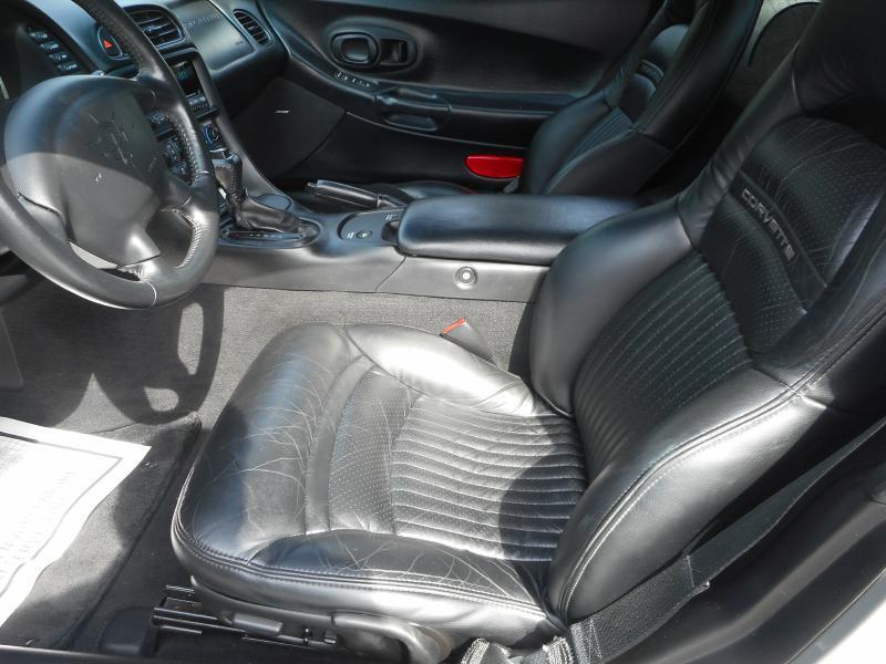 2004 Chevrolet Corvette for sale at Gasoline Alley Auto Sales in Winchester VA