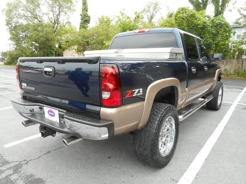 2007 Chevrolet Silverado 1500 Classic for sale at Gasoline Alley Auto Sales in Winchester VA