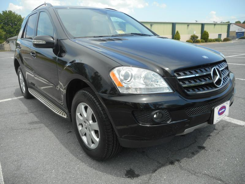 2007 Mercedes-Benz M-Class for sale at Gasoline Alley Auto Sales in Winchester VA