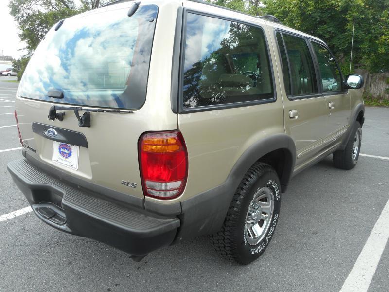 1999 Ford Explorer for sale at Gasoline Alley Auto Sales in Winchester VA