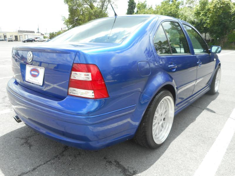 2005 Volkswagen Jetta for sale at Gasoline Alley Auto Sales in Winchester VA