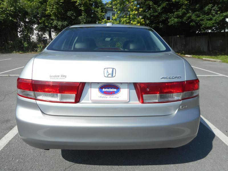 2004 Honda Accord for sale at Gasoline Alley Auto Sales in Winchester VA