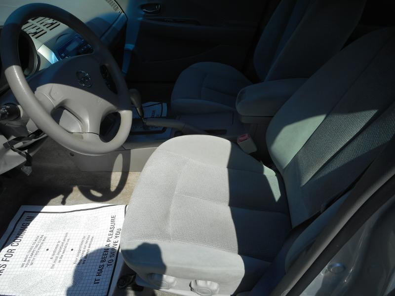 2004 Nissan Altima for sale at Gasoline Alley Auto Sales in Winchester VA