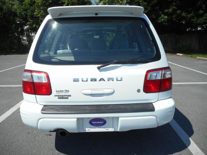 2001 Subaru Forester for sale at Gasoline Alley Auto Sales in Winchester VA